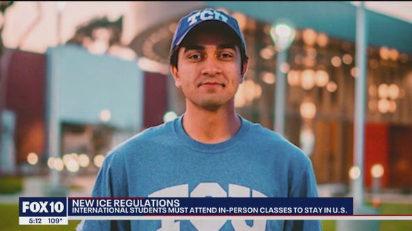 International students in Arizona scrambling for options following new student visa rules