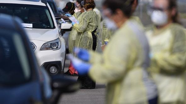 Arizona coronavirus death toll tops 2,000 as hospitals see surge