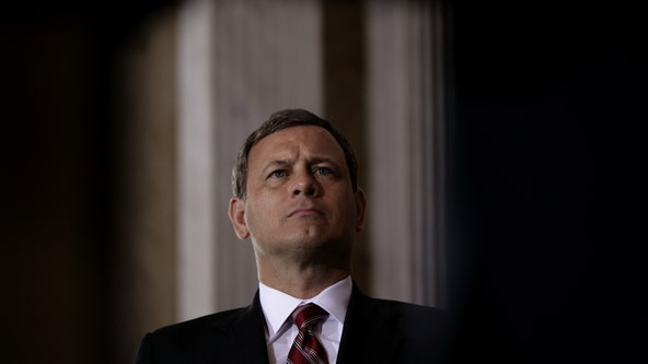 Chief Justice John Roberts hospitalized on June 21 after fall near Maryland home, Supreme Court confirms