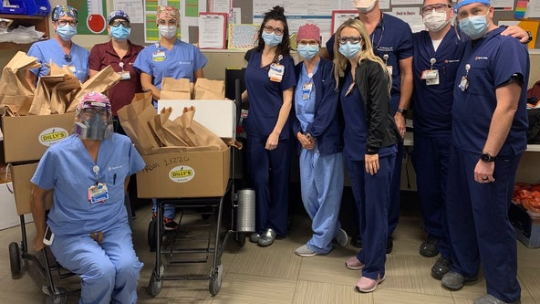 Dignity Health: Singer Lizzo donates sandwiches to medical workers in Chandler