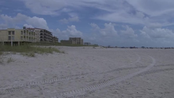 CFR: 2 injured, 1 critically following lightning strike on Clearwater Beach