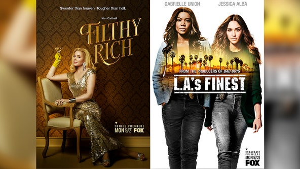 Women take over Monday nights on FOX with fall shows 'Filthy Rich' and 'L.A.'s Finest'