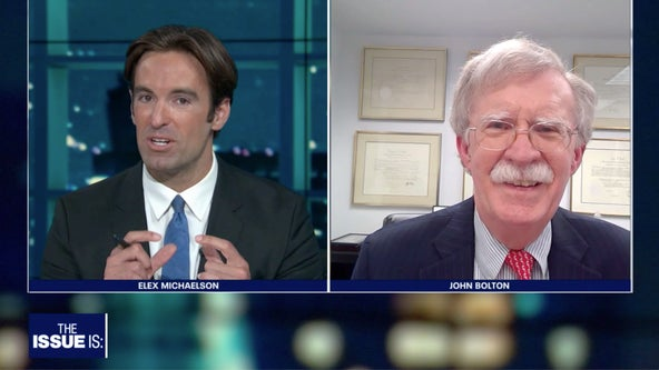 """Bolton calls Trump Dangerous, says Biden would, at best, be """"four more years of Obama"""""""