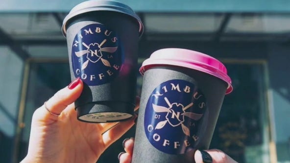 Downtown LA's Nimbus Coffee sees magical jump in sales amid Black Lives Matter movement