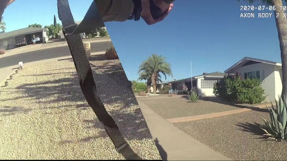 Body camera in deadly deputy-involved shooting in Mesa released