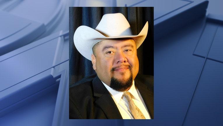 Lynn County Sheriff Abraham Vega.