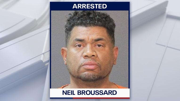 neil broussard beauregard sheriff