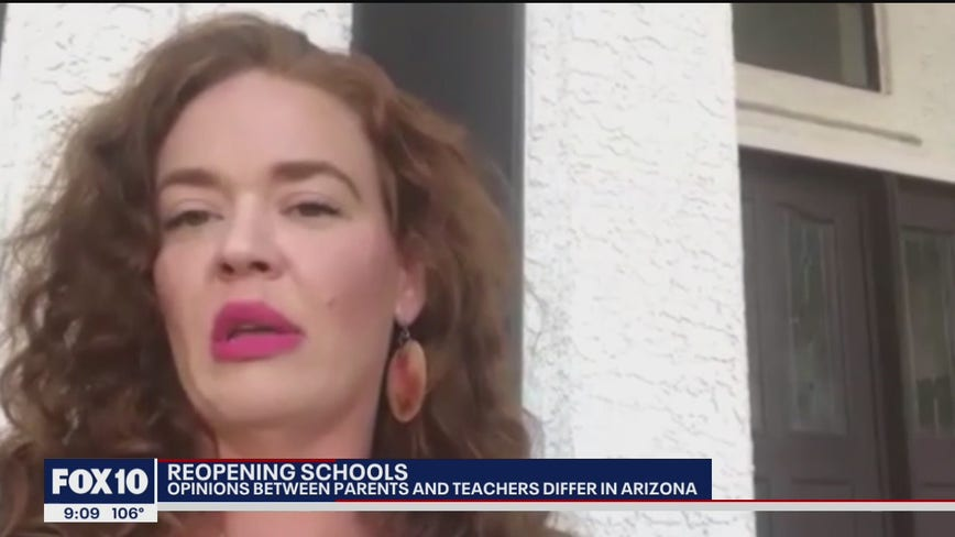 Valley mother speaks out as debate rages on over return to class