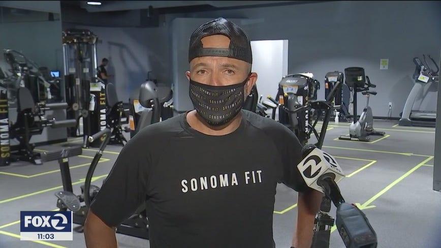 Gym owners, salons react to California coronavirus rollbacks