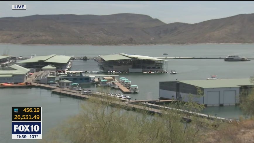 2 people dead following possible electrocution incident at Scorpion Bay Marina at Lake Pleasant