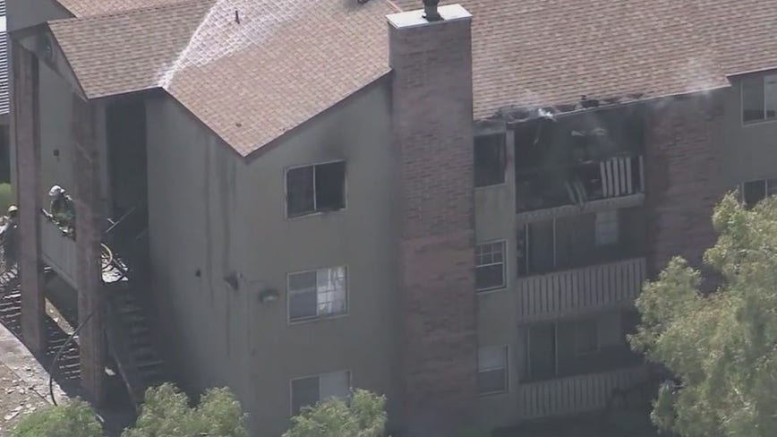 North Phoenix neighbors still in shock over deadly apartment fire