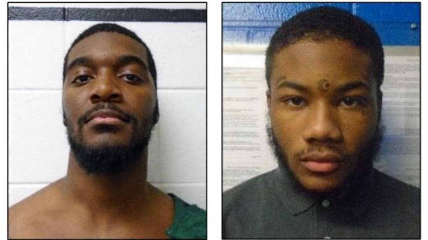 Violent felons, including Virginia killer, escape from detention center