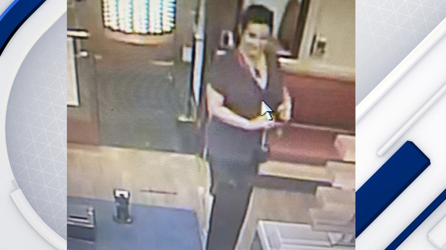 YCSO: Fraud suspect purchased over $1,000 in items with stolen credit card