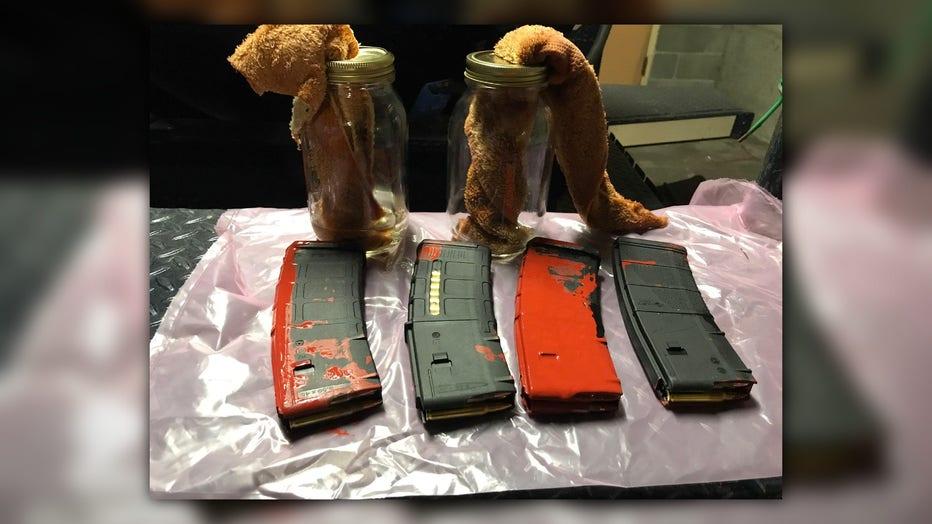 Portland weapons