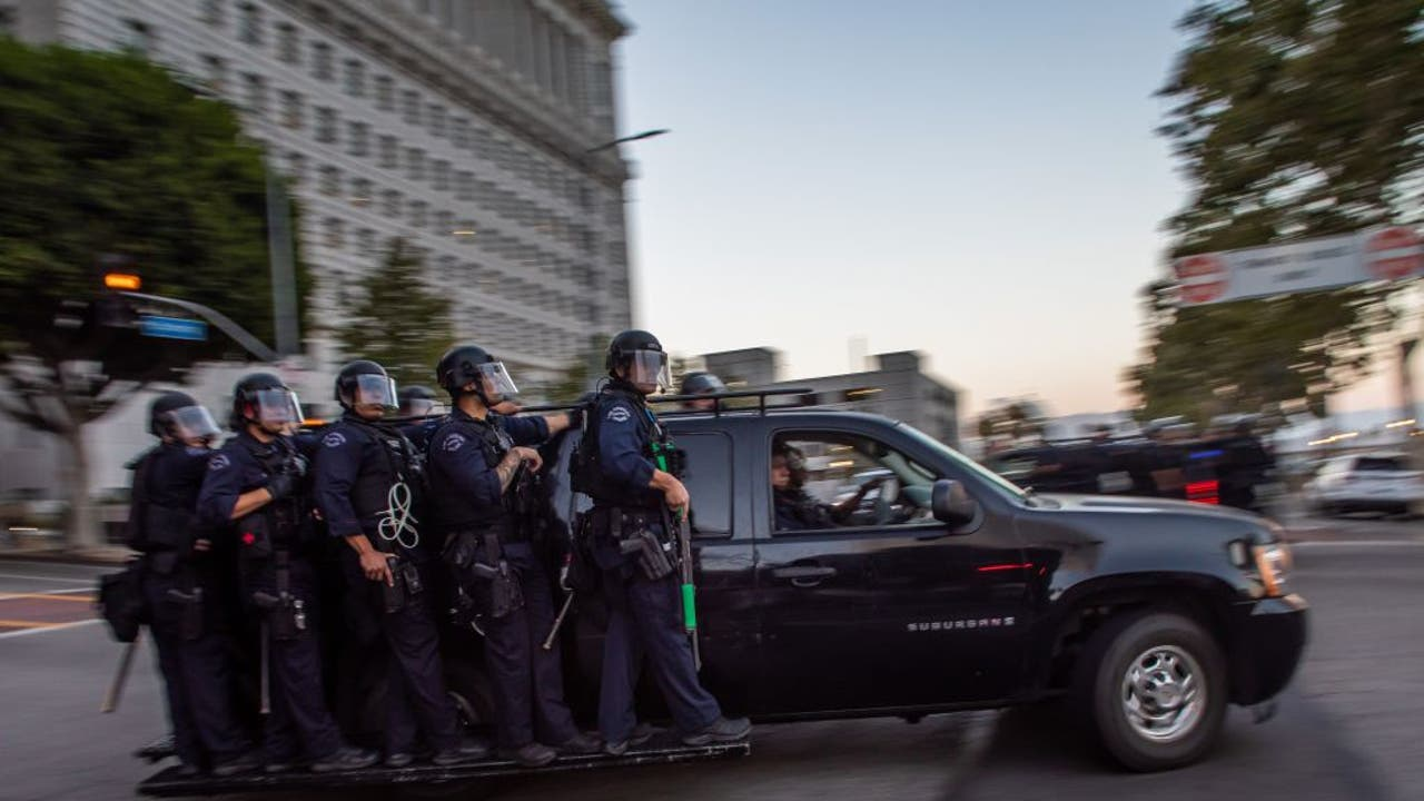 California eyes 11 police reforms following death of...