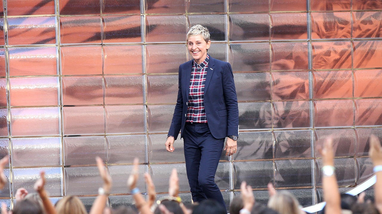 Ellen DeGeneres` show hits new series low ratings...
