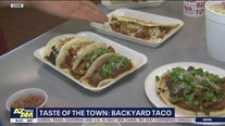 Taste of the Town: Backyard Taco