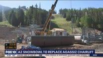 Arizona Snowbowl to replace Agassiz chairlift