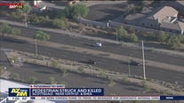 Pedestrian struck, killed in Scottsdale