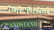Coronavirus pandemic prompts cancellation of Turf Paradise horse racing schedule