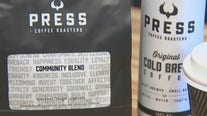 Press Coffee in Phoenix announces 'Community Blend' roast, part of proceeds go to charity