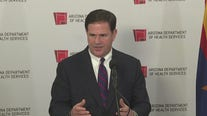 Gov. Doug Ducey news conference - Aug. 13