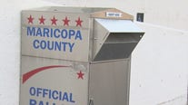 Maricopa County Recorder explains what happens to a mail-in ballot after being dropped off