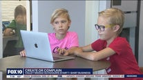 Create or Complain: Valley middle schoolers start T-shirt business