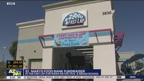 St. Mary's Food Bank holds car wash fundraiser to feed more families