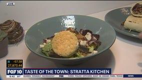 Taste of the Town: Stratta Kitchen