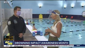 August is Drowning Impact Awareness Month: here's how to prevent the worst