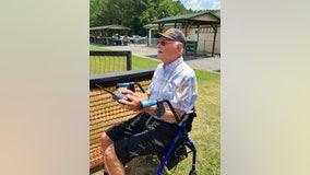 Cobb County WW2 veteran celebrating 101st birthday
