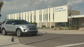 Queen Creek students return to class in person despite COVID-19 pandemic