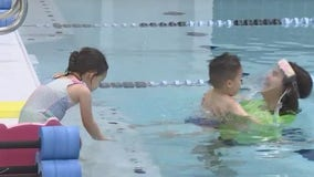 Gilbert swim school raising money for Drowning Impact Awareness Month
