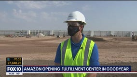 Amazon to open new fulfillment center in Goodyear