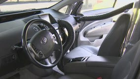 Special rideshare service provides ill, COVID-19 patients with much needed transportation