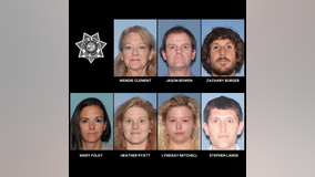 DPS: Mesa drug house busted again; 7 people arrested