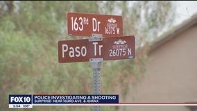 Surprise Police investigating 'isolated' shooting