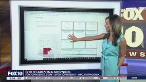 Latest coronavirus numbers in Arizona - Aug. 10