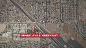 Surprise PD: Person died after being hit by train on Greenway and Grand Ave