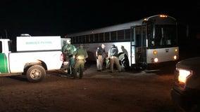 Border Patrol raids humanitarian aid camp in southern Arizona