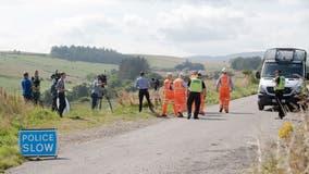 3 dead, 6 in hospital after passenger train derails in Scotland