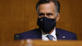 Mitt Romney speaks out against politicians attacking mail-in voting