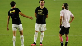 5 Major League Soccer games postponed amid professional sports protest against racial injustice
