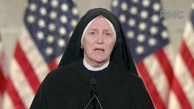 """Nun, U.S. Army officer, calls President Trump """"the most pro-life President that this nation has ever had"""""""