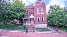 Historic Missouri home for sale with fully functioning jail attached