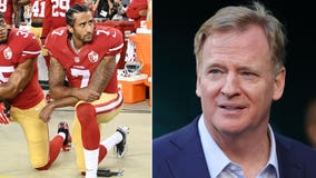 NFL Commissioner Roger Goodell says he wishes he had 'listened earlier' to Colin Kaepernick