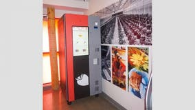 Weed vending machines pop up in Colorado
