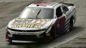 'National Anthem' NASCAR car stolen from Cracker Barrel parking lot in Georgia