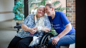 Long-lost sisters reunite after more than 50 years — all because of COVID-19 and a broken arm